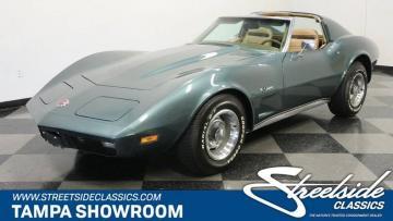 1974 Chevrolet Corvette V8 1974 Prix tout compris