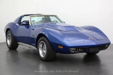 1974 Chevrolet Corvette 350 V8 1974 Prix tout compris