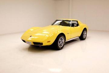 1974 Chevrolet Corvette 350ci V8 L82 250hp 1974 Prix tout compris