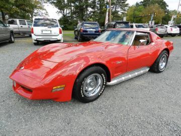 1975 chevrolet corvette V8 1975 Prix tout compris