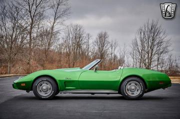 1975 Chevrolet Corvette 44000 Mile Garantie V8 1975 Prix tout compris