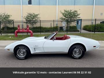 1975 Chevrolet Corvette  L48 350 1975 Prix tout compris
