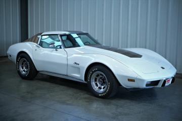 1976 chevrolet corvette 8 1976 Prix tout compris