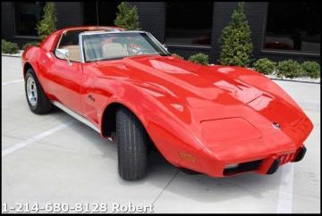 1976 chevrolet corvette Dallas Texas 1976 Prix tout compris