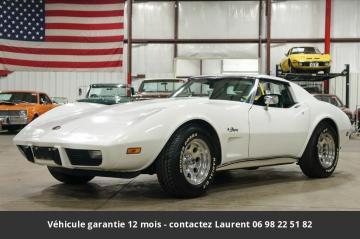 1976 chevrolet corvette V8 350 1976 Prix tout compris