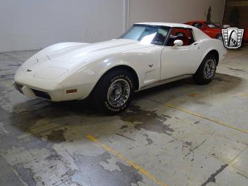 1977 Chevrolet Corvette V8 1977 Prix tout compris