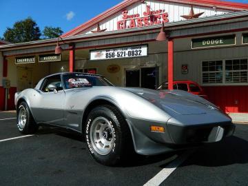 1978 Chevrolet Corvette 25e anniversaire V8 1978 Prix tout compris