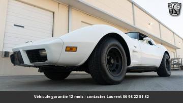 1978 Chevrolet Corvette V8 350 1978 Prix tout compris