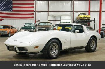 1978 chevrolet corvette 350 v8  1978 Prix tout compris