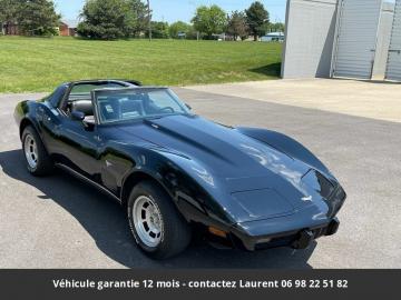 1979 chevrolet corvette L82 350 V8  1979 Prix tout compris