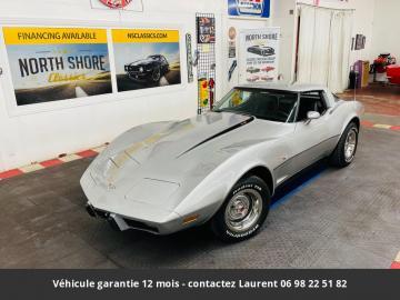 1979 chevrolet corvette TIP TOP V8 1979 Prix tout compris