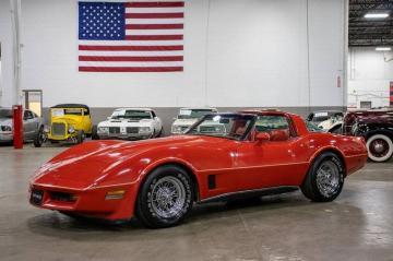 1980 Chevrolet Corvette V8 1980 Prix tout compris