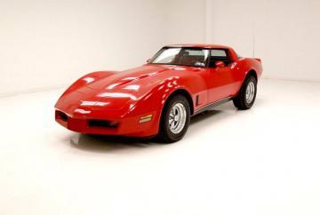 1980 Chevrolet Corvette 350ci V8 L48 190hp 1980 Prix tout compris