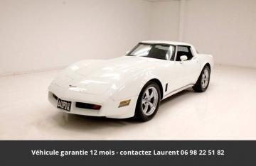 1980 Chevrolet Corvette V8-350ci V8 L48 190hp 1980 Prix tout compris