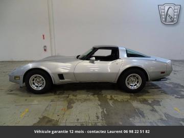 1980 Chevrolet Corvette  350 CI V8 198 Prix tout compris