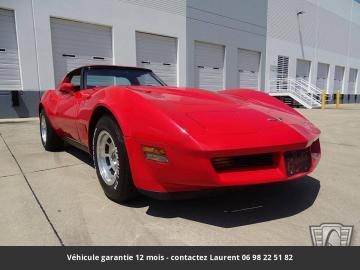 1980 Chevrolet Corvette 5.7 Liter V8 1980 Prix tout compris