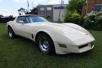 1981 Chevrolet Corvette V8 1981 Prix tout compris