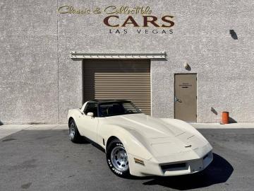 1981 Chevrolet Corvette V8 350 1981 Prix tout compris