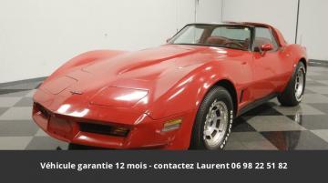 1981 chevrolet corvette 350 CI V8 1981 Prix tout compris