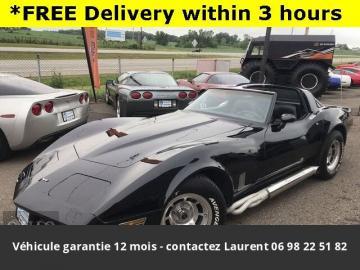 1981 chevrolet corvette 5.7L V8 1981 Prix tout compris