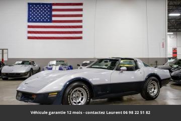 1981 Chevrolet Corvette 350ci V8 1981 Prix tout compris