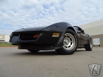 1982 Chevrolet Corvette V8 5.7L 1982 Prix tout compris