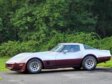 1982 chevrolet corvette V8 1982 Prix tout compris
