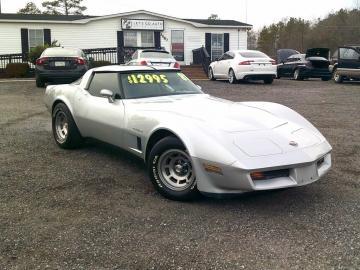 1982 chevrolet corvette 1982 V8 Prix tout compris