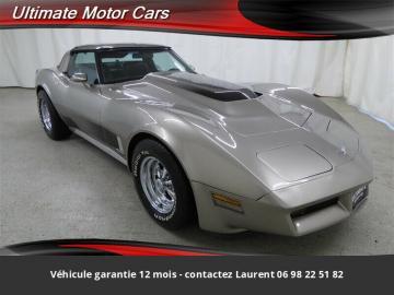 1982 chevrolet corvette Collector Edition Coupe 1982 Prix tout compris