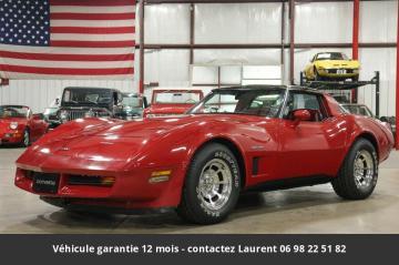 1982 chevrolet corvette 2ème Main 350ci V8 1982 Prix tout compris