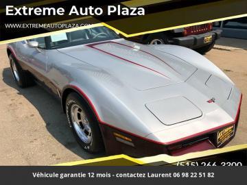 1982 chevrolet corvette 200 hp 5.7L V8 Prix tout compris