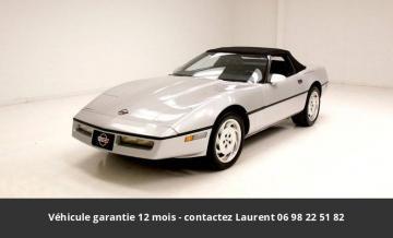 1988 Chevrolet Corvette V8-350ci V8 240hp 1988 Prix tout compris
