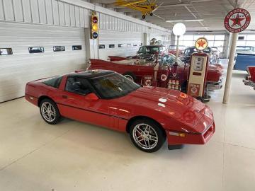 1989 Chevrolet Corvette 5.7L 350CI V8 - 245HP / 340TQ 1989 Prix tout compris