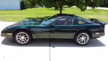1990 Chevrolet Corvette V8 350 1990 Prix tout compris