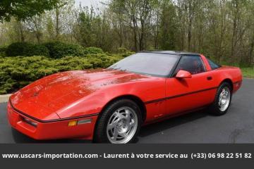 1990 Chevrolet Corvette ZR1 LT5 1990 Prix tout compris
