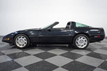 1991 Chevrolet Corvette 8 1991 Prix tout compris
