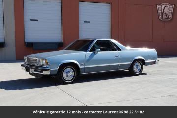 1979 Chevrolet El Camino 1979 V8 Prix tout compris