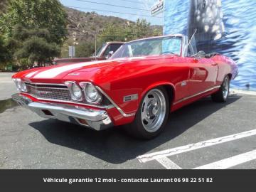 1968 Chevrolet Malibu V8 1968 Prix tout compris