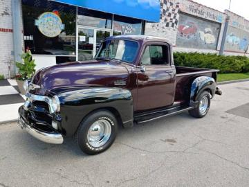 1954 Chevrolet Pickup 1954 Prix tout compris