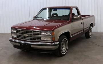 1991 Chevrolet Silverado 5.7L V8 1991 Prix tout compris