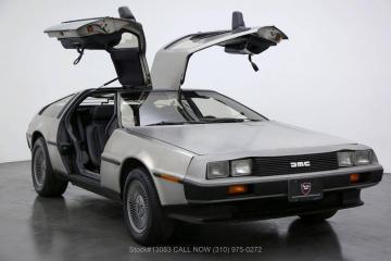 1981 DeLorean DMC-12 1981 Clean Carfax Prix tout compris