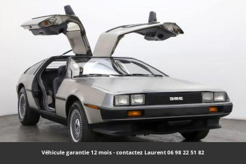 1981 DeLorean DMC-12 1981 Prix tout compris