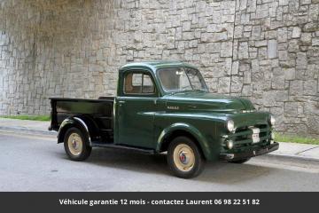 1951 Dodge B3B 1/2 Ton Pickup Truck 1951 Prix tout compris hors