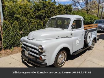 1951 Dodge B3B 1951 Prix tout compris