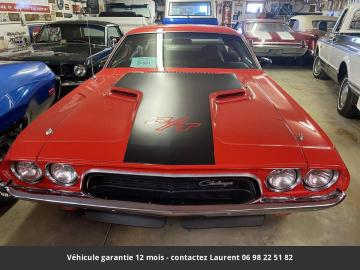 1972 Dodge Challenger R/T 360 V8 Prix tout compris