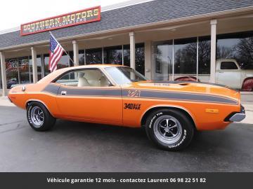 1973 Dodge Challenger 340 ci Hi-Performance engine 1973 Prix tout compris