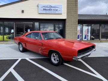 1968 Dodge Charger Big Block  440 V8 1968 Prix tout compris