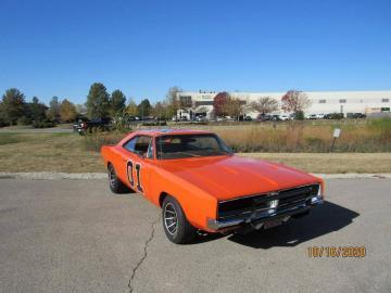 1969 Dodge Charger 1969 V8 Prix tout compris