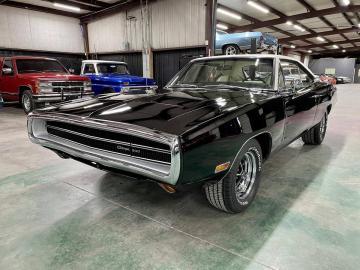 1970 Dodge Charger 500 383ci V8 big block  1970 Prix tout compris