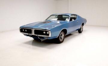 1971 Dodge Charger 383ci V8 4bbl 300hp 1971 Prix tout compris